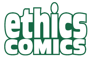 Ethics Comics LLC logo